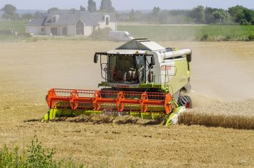 Moissons - Photos agricoles